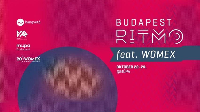 2020 október 23 programok: Budapest Ritmo