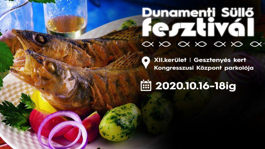 Hétvégi szabadtéri programok Budapesten: Dunamenti Süllő Fesztivál (péntek-vasárnap)