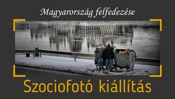 Budapest programok 2020 november: Szociofotó kiállítás