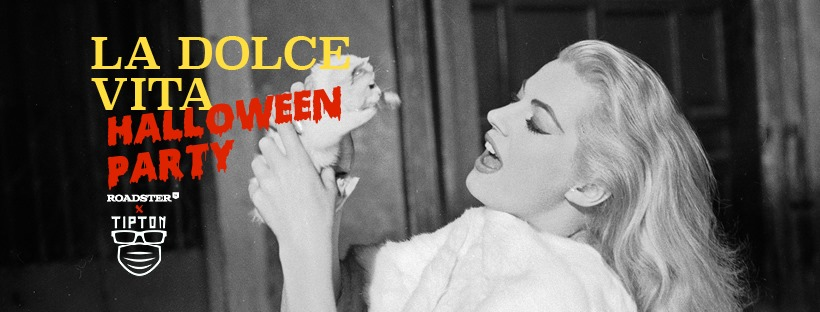 La Dolce Vita Halloween Party