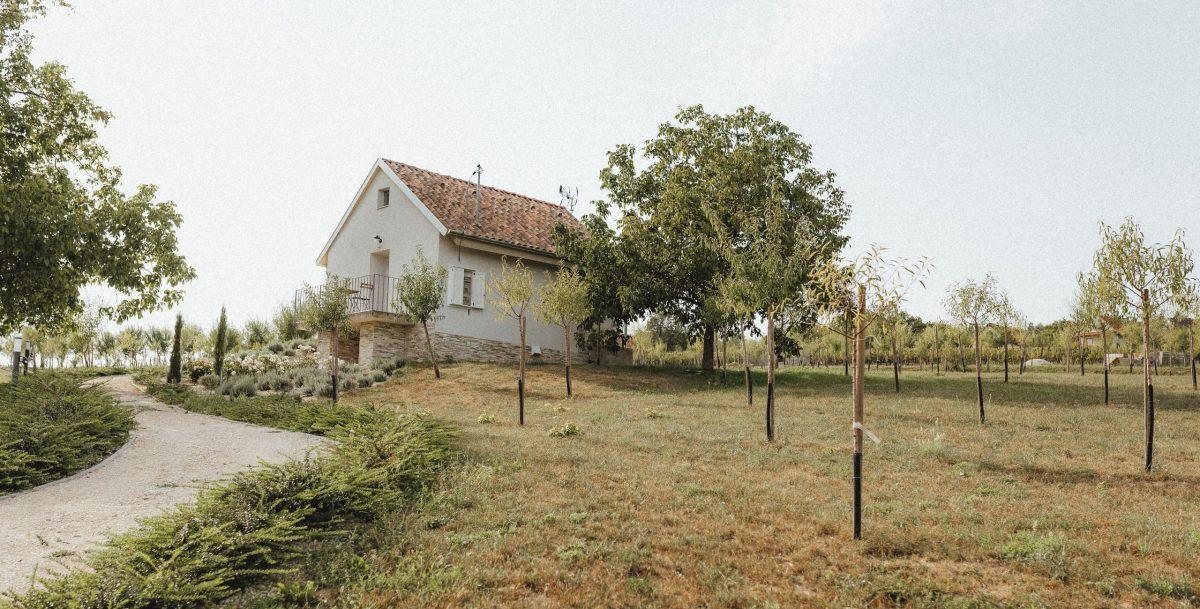 Casa Christa: Toszkán életérzés a Balaton-felvidék szívében