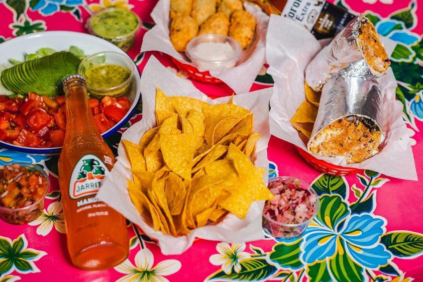 Street food házhozszállítás: Arriba Taqueria