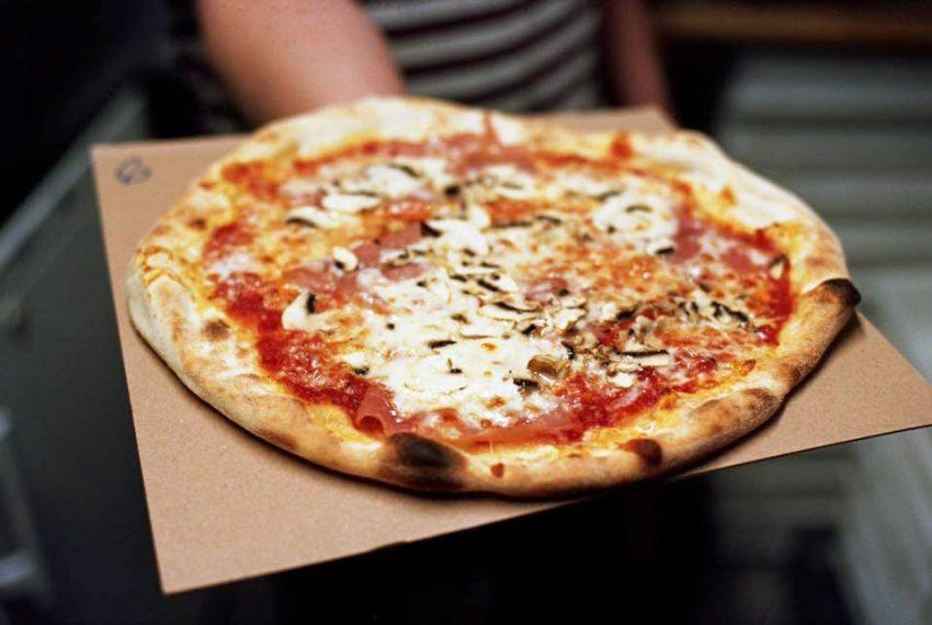 Street food házhozszállítás: Pizza Manufaktúra