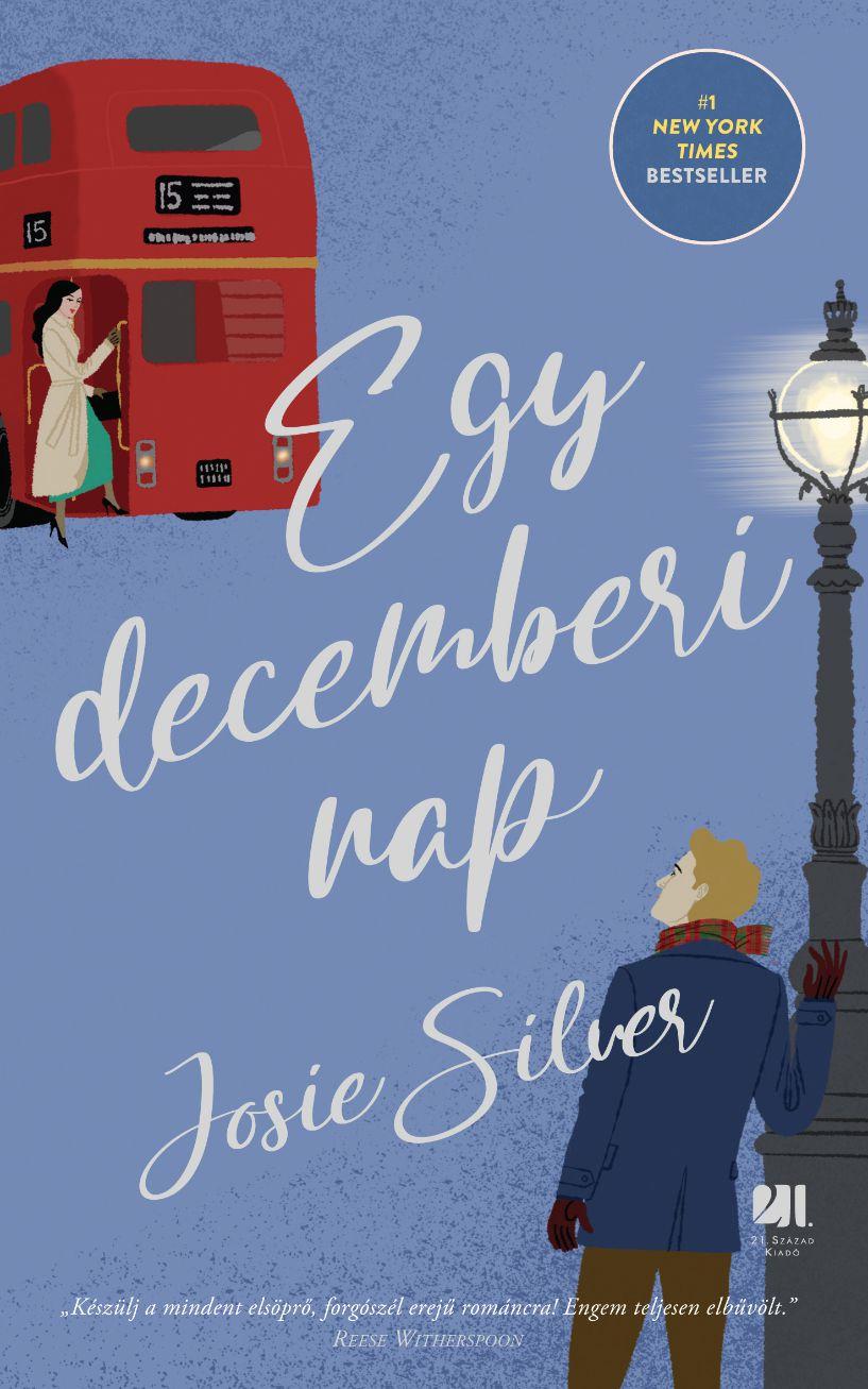 Legjobb romantikus regények 2020: Egy decemberi nap