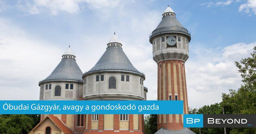 A legjobb offline és online programok a hétvégére: Óbudai Gázgyár - városi séta