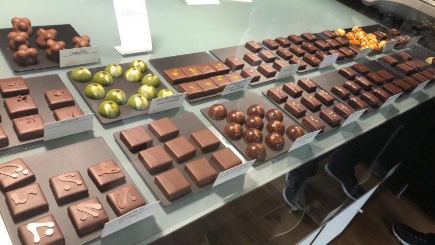 Csokiboltok Budapesten: Rózsavölgyi Csokoládé