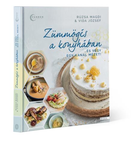 Legjobb receptkönyvek 2020: Rúzsa Magdi, Vida József: Zümmögés a konyhában – …és végy egy kanál mézet!