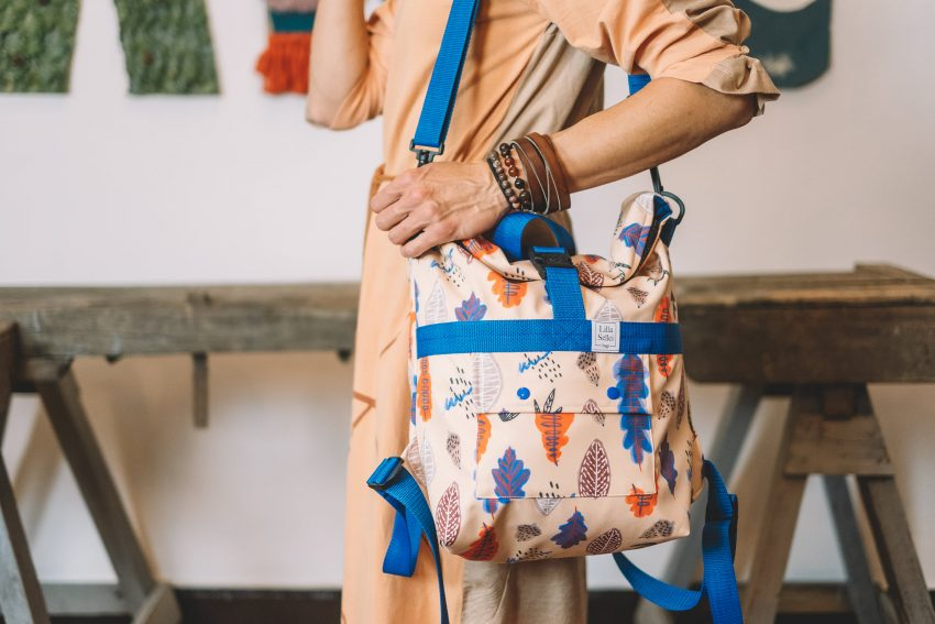 Kézműves termék manufaktúra: Lilla Sellei Bags