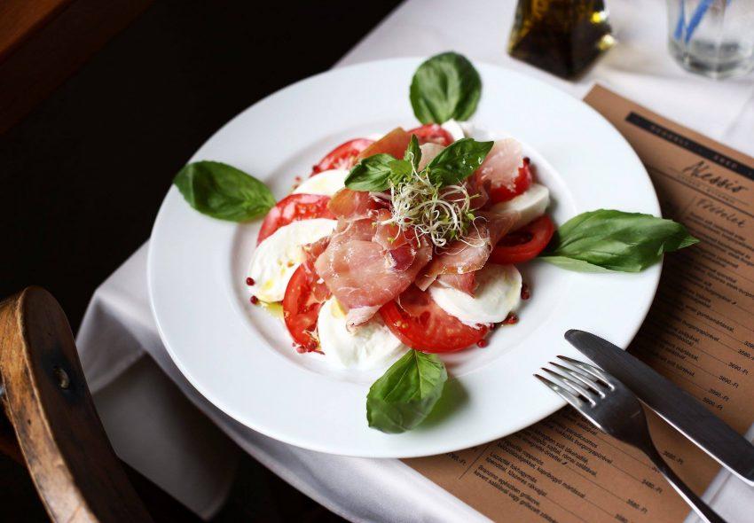 Budapest legjobb olasz éttermei: Alessio