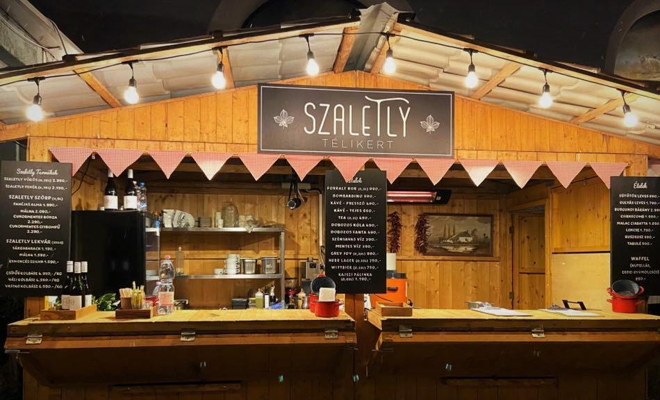 Hangulatos télikert nyílik Zuglóban szombaton, ahol finom falatokkal várnak
