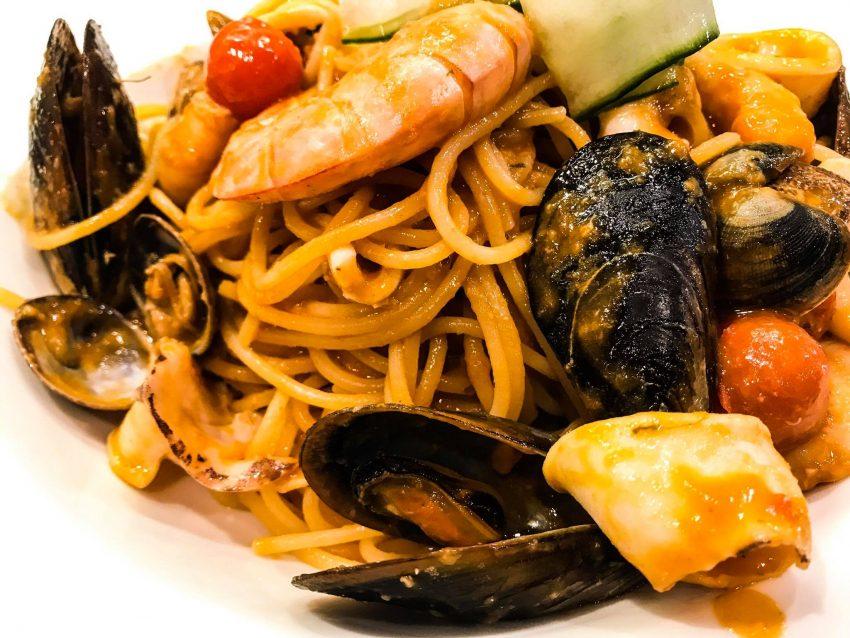 Legjobb olasz éttermek Pesten: Amici Miei
