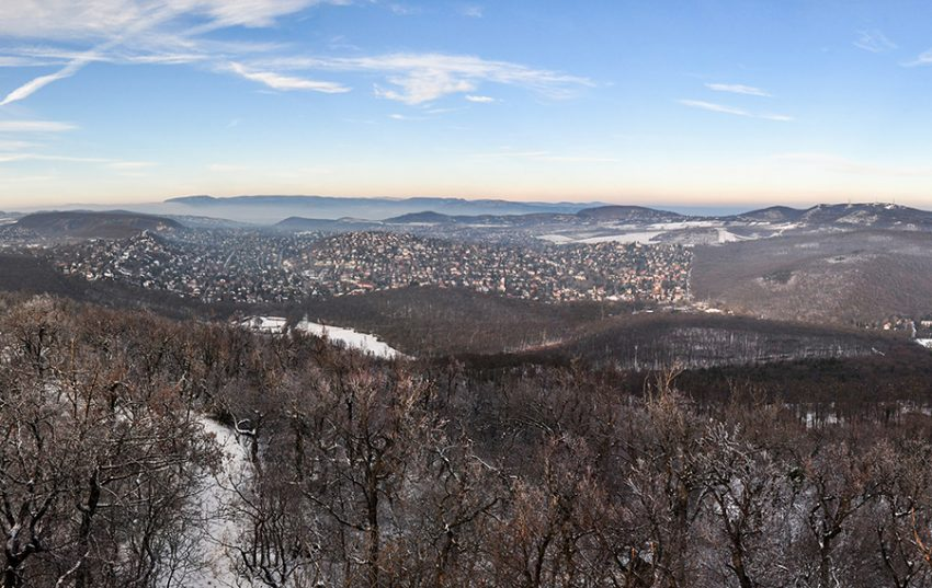 5 Hiking Spots Close to Budapest That Look Magical in Winter