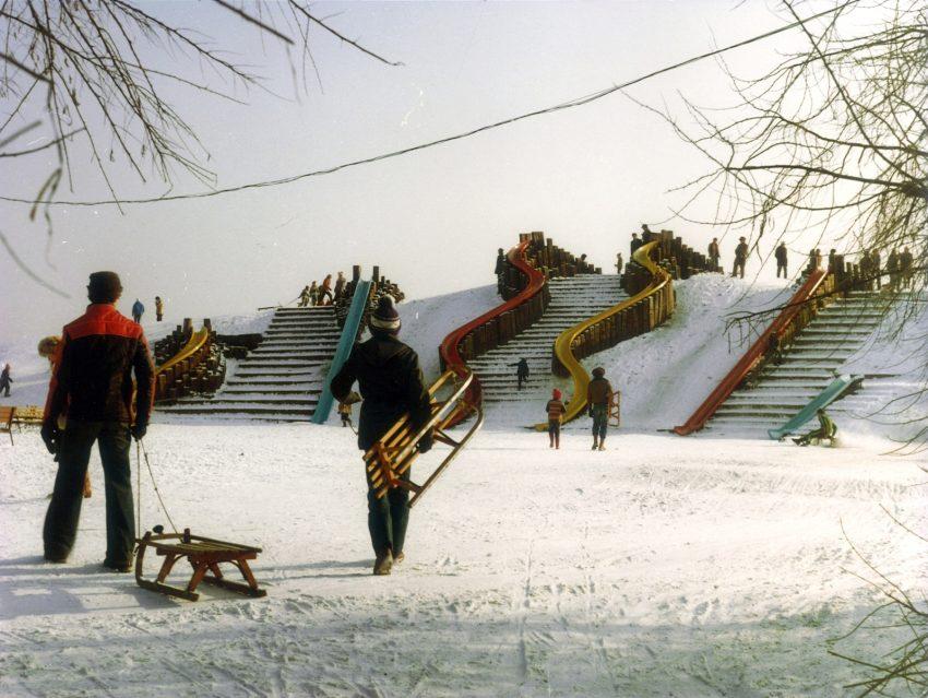 20 szánkózóhely Budapesten, ha vasárnap leesik az első idei hó a városban