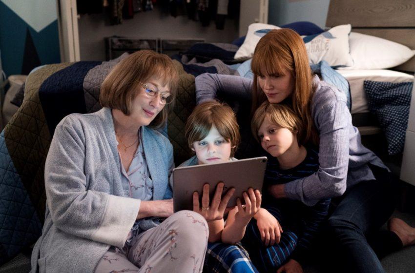 Meryl Streep legjobb filmjei: Hatalmas kis hazugságok