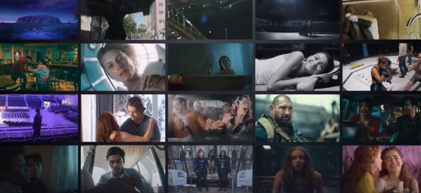 Premier áradat: új Netflix filmek 2021-ben