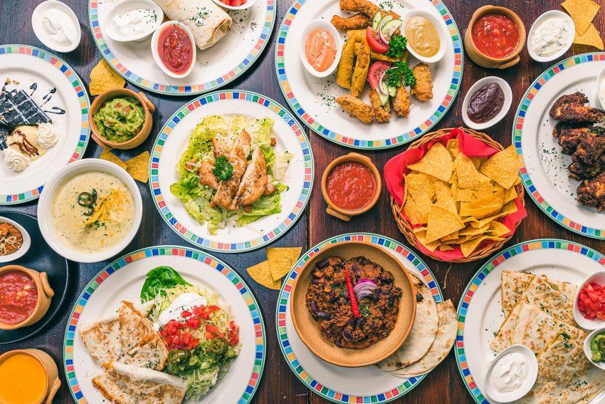 Mexikói étterem Budapest: Iguana Bar & Grill