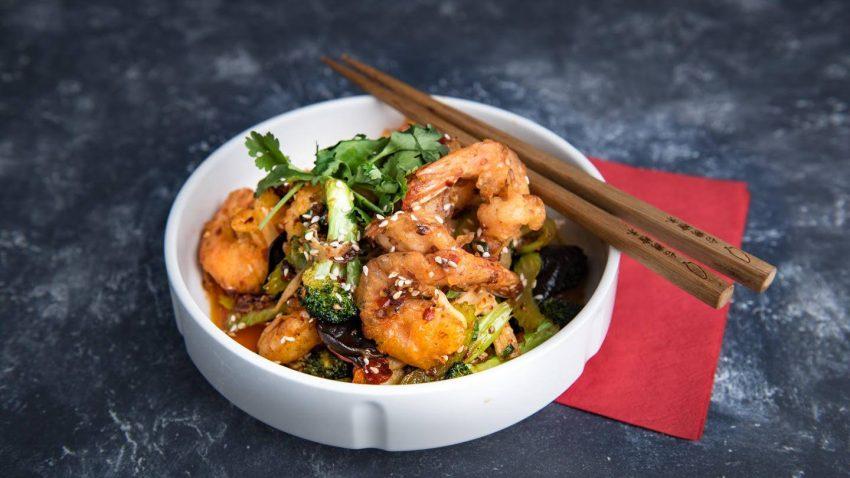 Kínai étterem házhoz szállítás: Momotaro Ramen