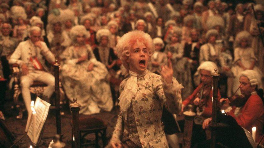 A legjobb életrajzi filmek zenészekről: Amadeus
