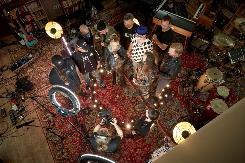 Online koncertek: Quimby Plusz-Mínusz