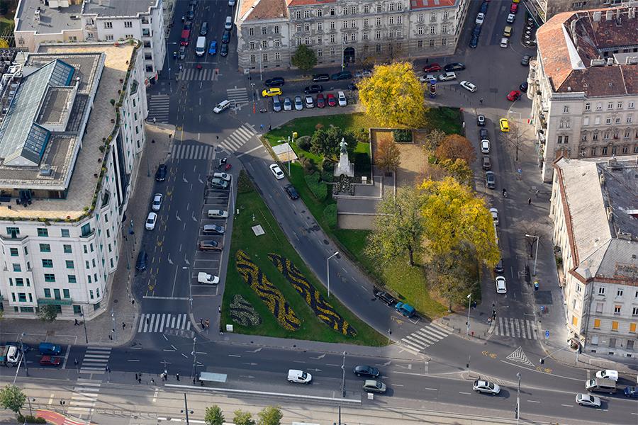 Ötvenezer négyzetméteren álmodják újra a Bem rakpart gyalogos- és zöldfelületeit