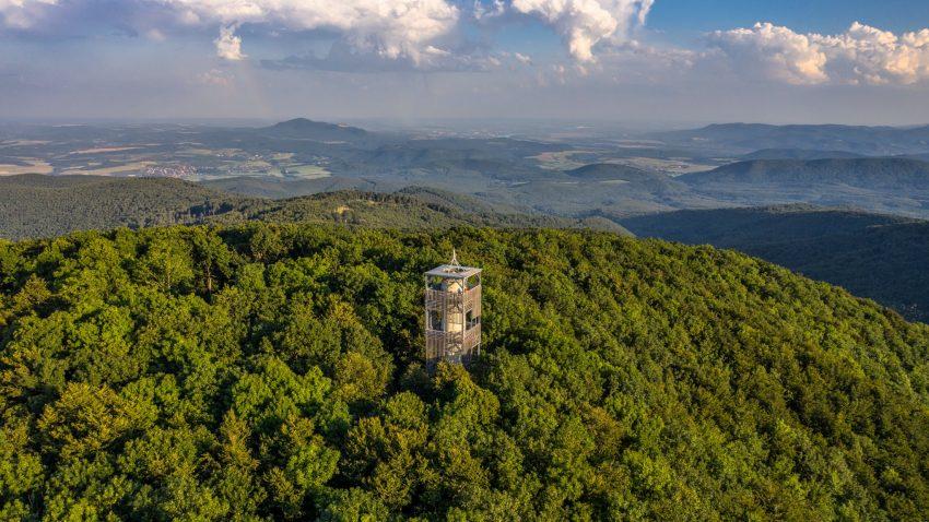 Magyarország legszebb helyei: Csóványosi kilátó – Diósjenő