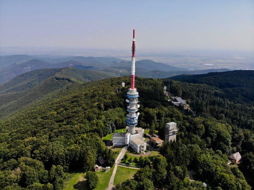 TV-torony-kilátó – Kékestető