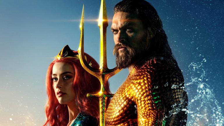 A legjobban várt DC filmek: Aquaman 2.