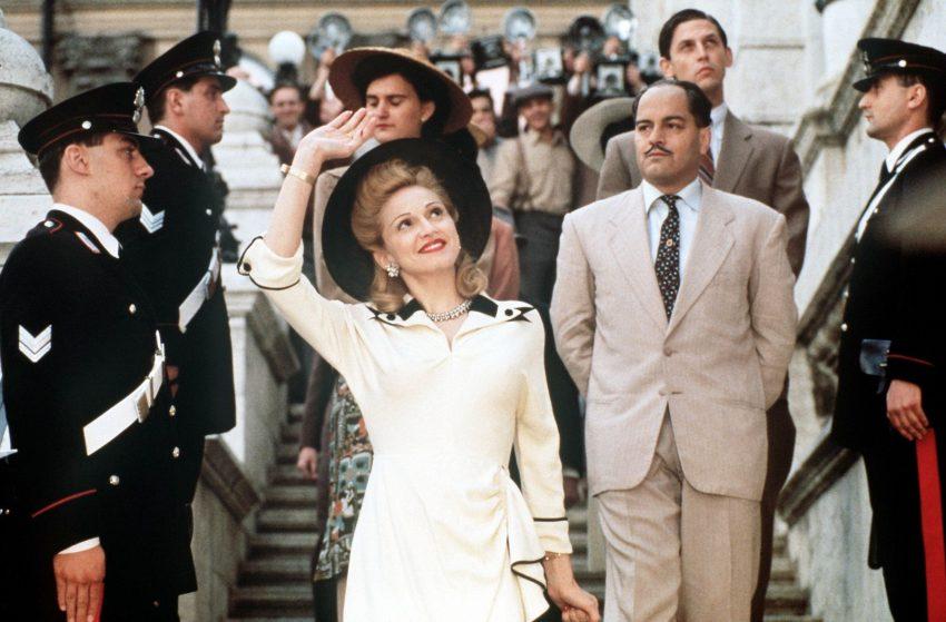 Igaz történeten alapuló filmek nőkről: Evita