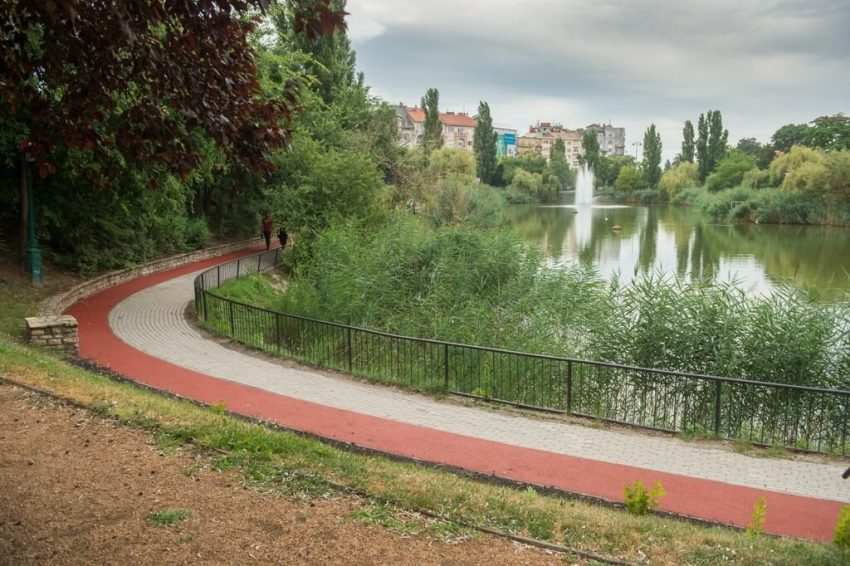 Edzés a szabadban: Futókörök, futópályák Budapesten