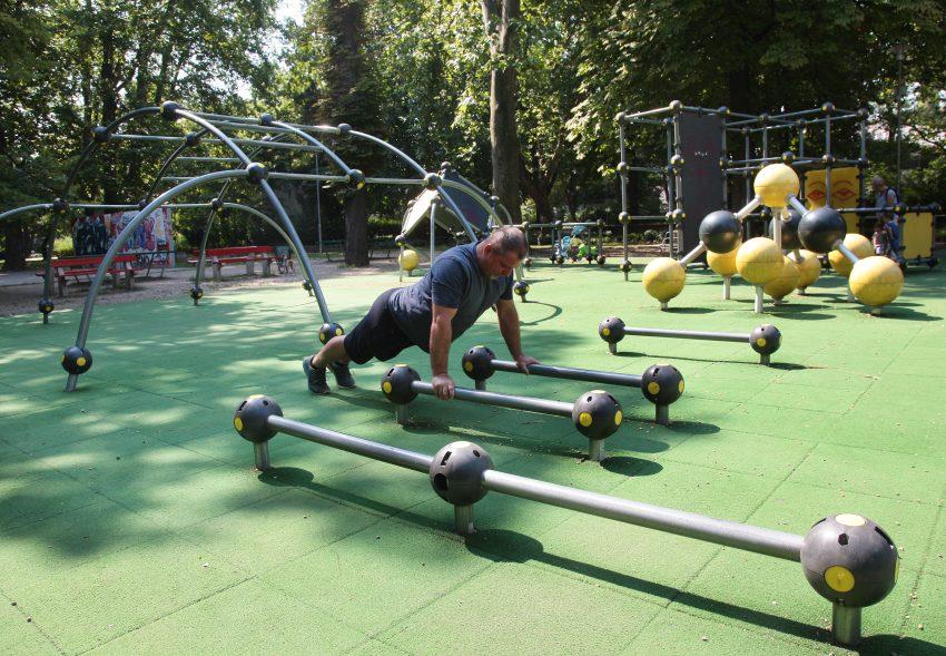 Edzés a szabadban: parkour parkok, tornapályák, kondiparkok, street workout parkok Budapesten