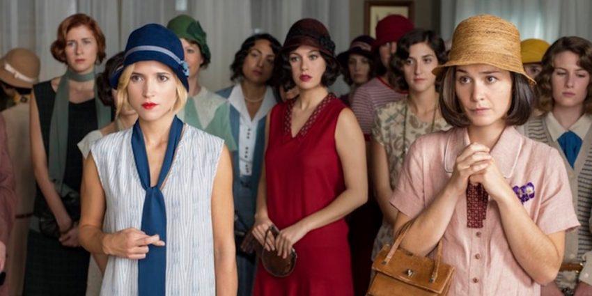 Kosztümös sorozatok a Netflixen: Lányok a vonalban