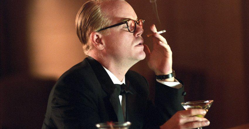 Filmek igaz történet alapján írókrók: Capote