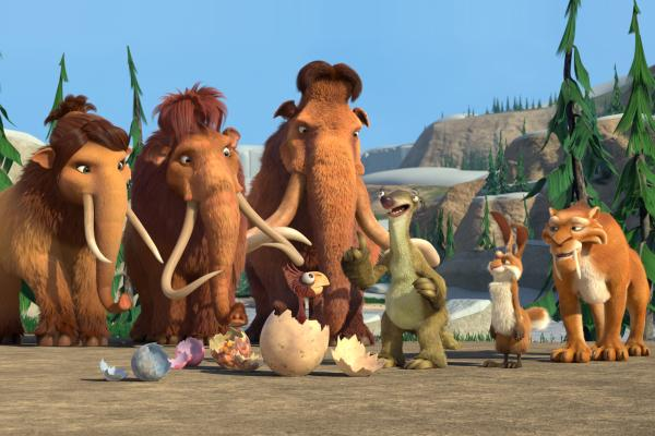 A legjobb húsvéti animációs filmek: Jégkorszak
