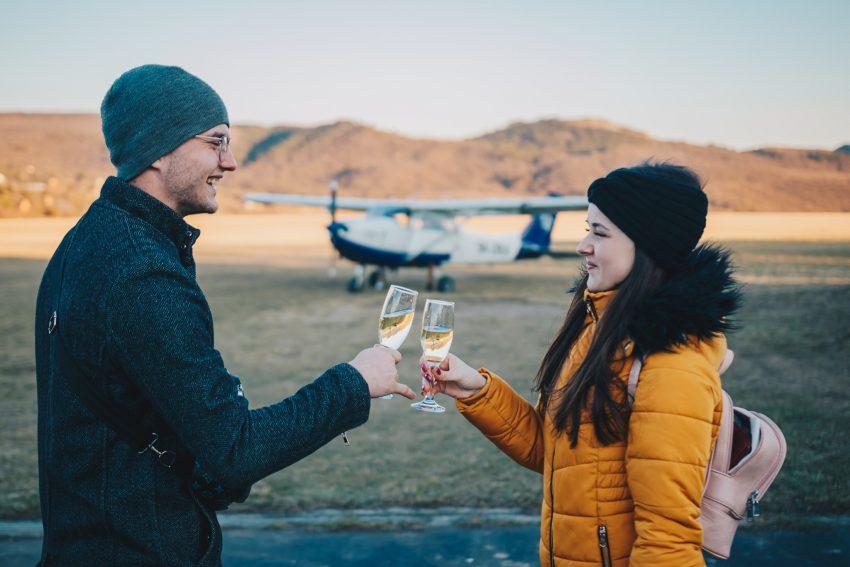 Egy különleges hétvégi program: Légi randi - Országnéző repülés