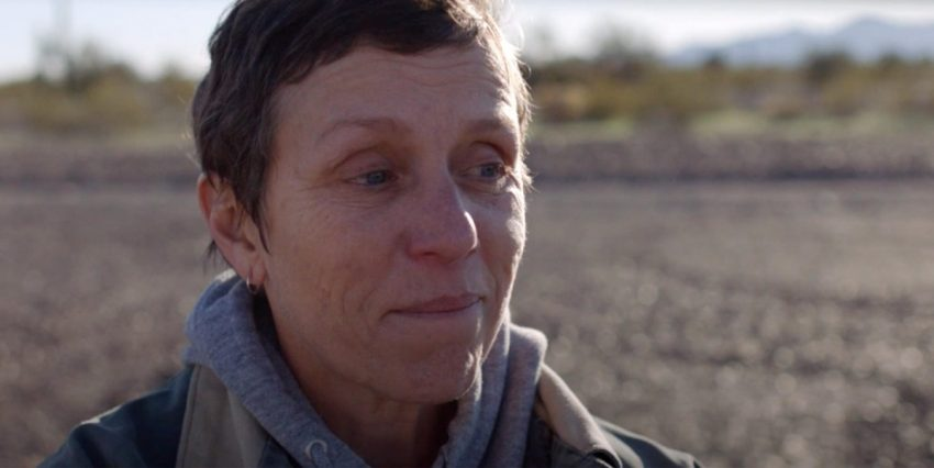 Oscar díj 2021 nyertesek: Frances McDormand (A nomádok földje)