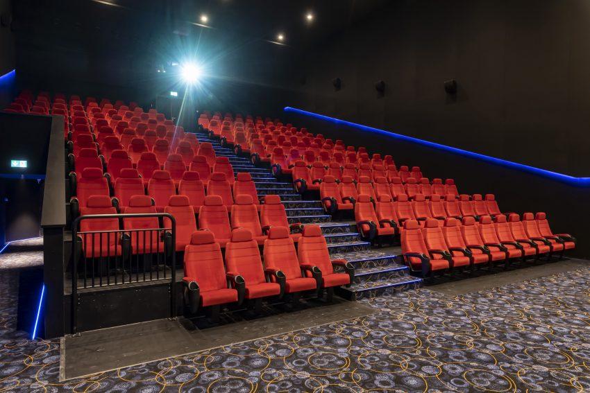Cinema City nyitás, Cinema City moziműsor