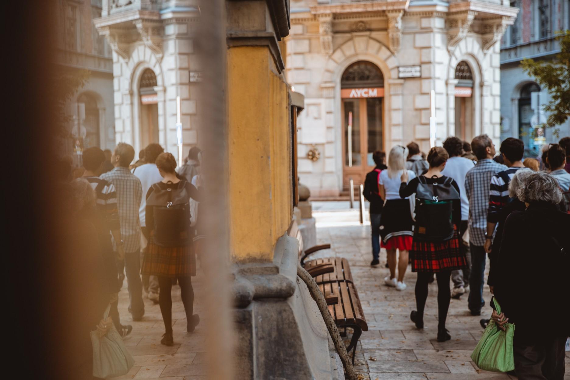 Budapesti sétakalauz: 6 szervezett séta, ha felfedeznéd a város kincseit