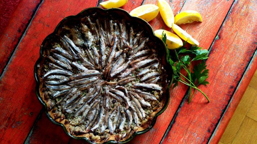Autentikus török ételek készítése: Hamsili pilav