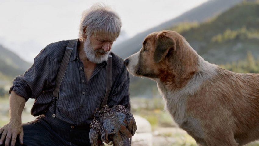 Szánhúzó kutyás filmek: A vadon hívó szava