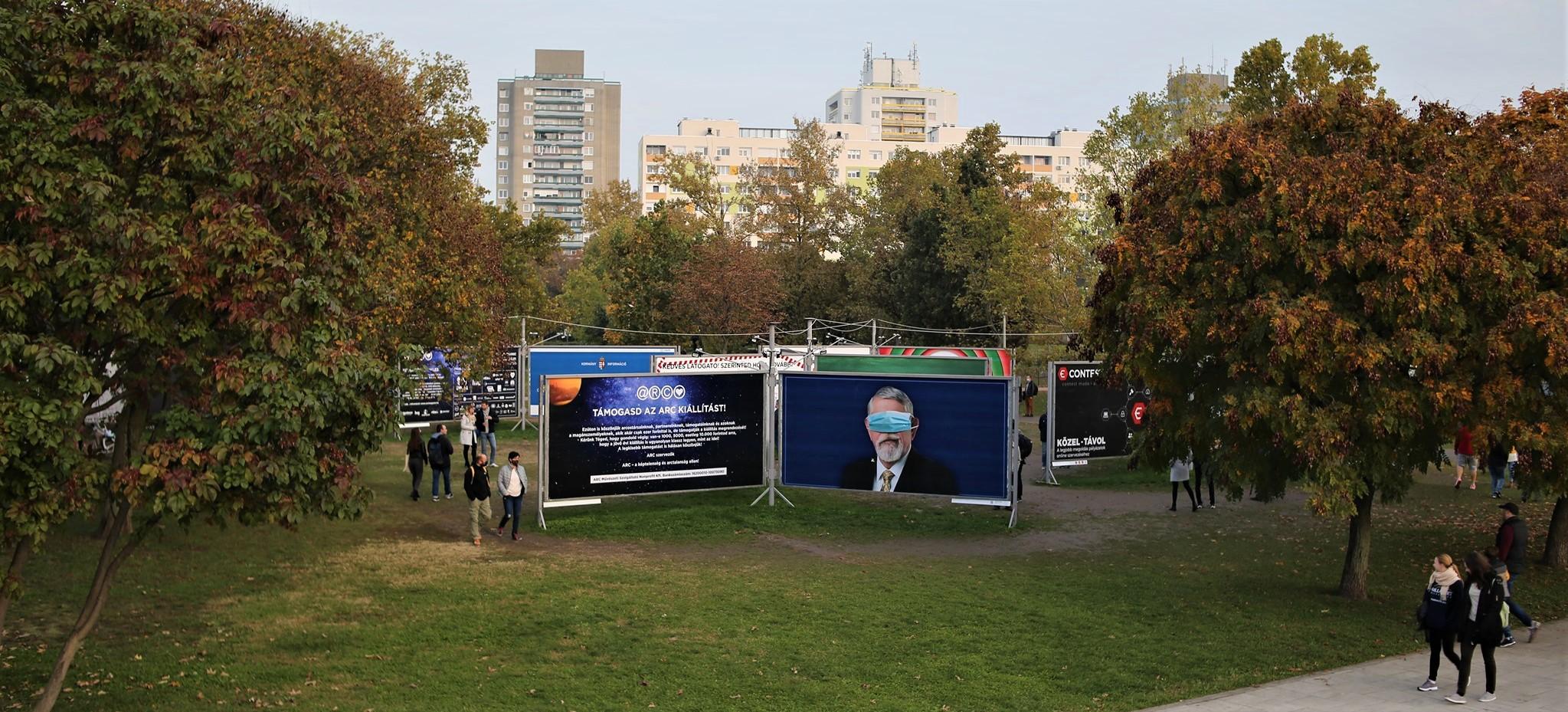 Megvan Magyarország legnagyobb köztéri kiállításának 2021-es témája: Idén is lesz ARC