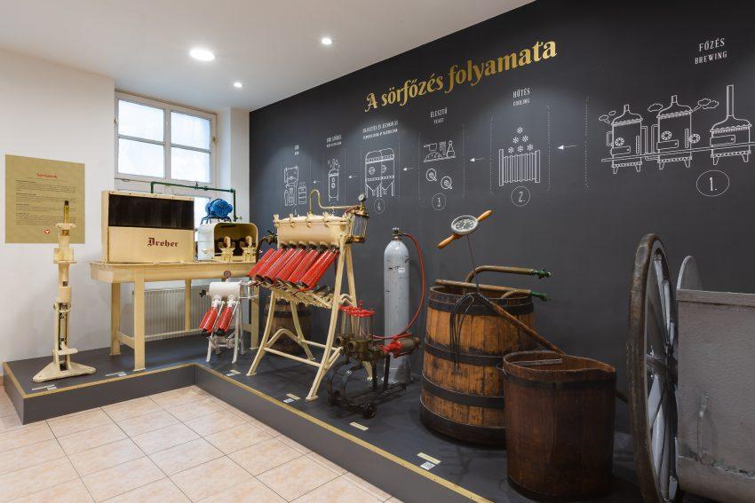 A legjobb múzeumok Budapesten: Dreher Sörmúzeum