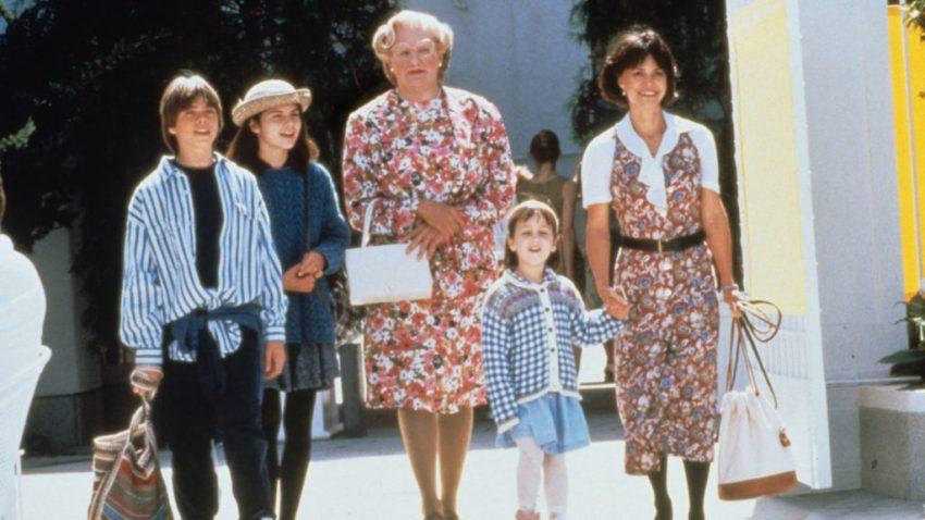 Legjobb filmek apák napjára: Mrs. Doubtfire – Apa csak egy van