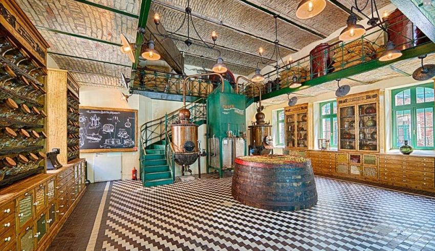Gasztromúzeumok Budapest: Unicum Ház