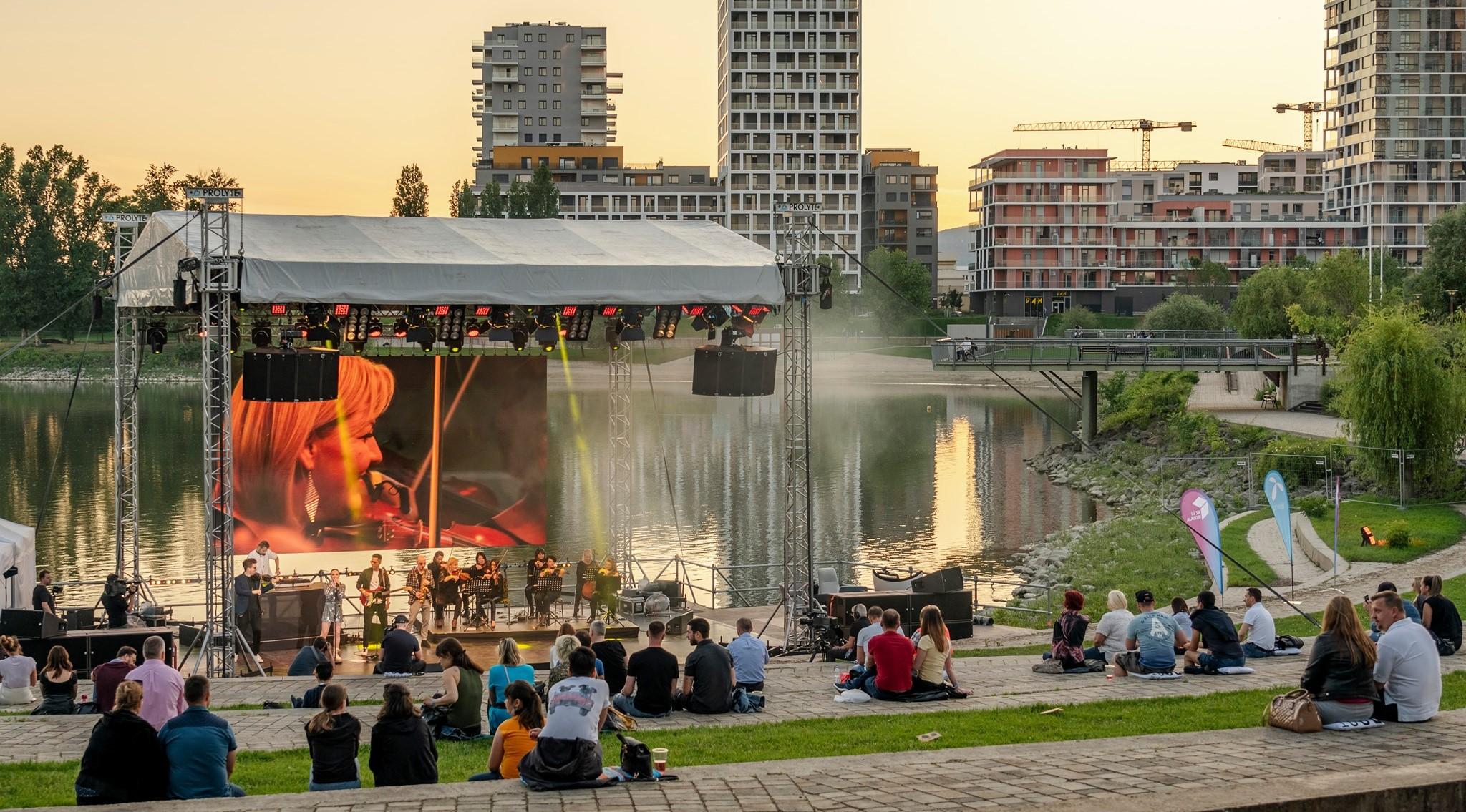 Ingyenes Duna-parti kertmozi nyílik a Kopaszi-gáton