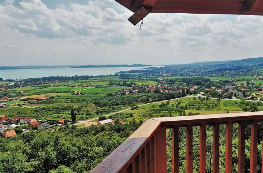 Balaton északi part látnivalók: Alsóörs-Csopak-gyalogtúra