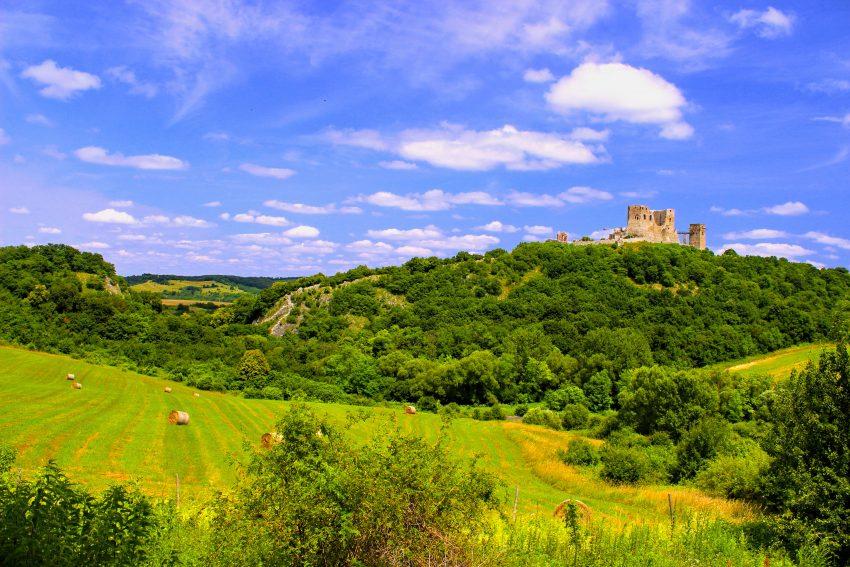 Balaton északi part látnivalók: Cseszneki vár