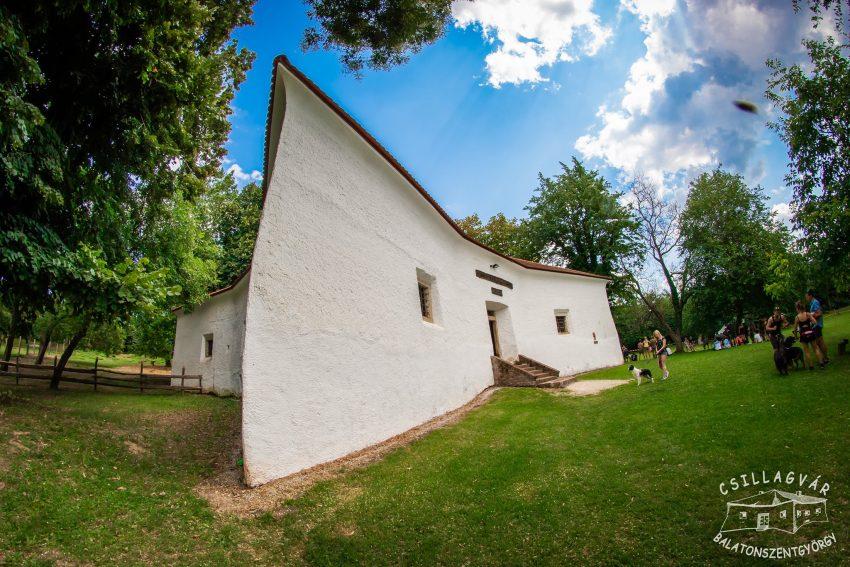 Balatoni látnivalók déli part: Csillagvár Múzeum, Balatonszentgyörgy