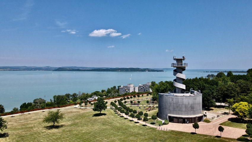 Balaton déli part látnivalók: Hajózástörténeti Látogatóközpont, Balatonföldvár