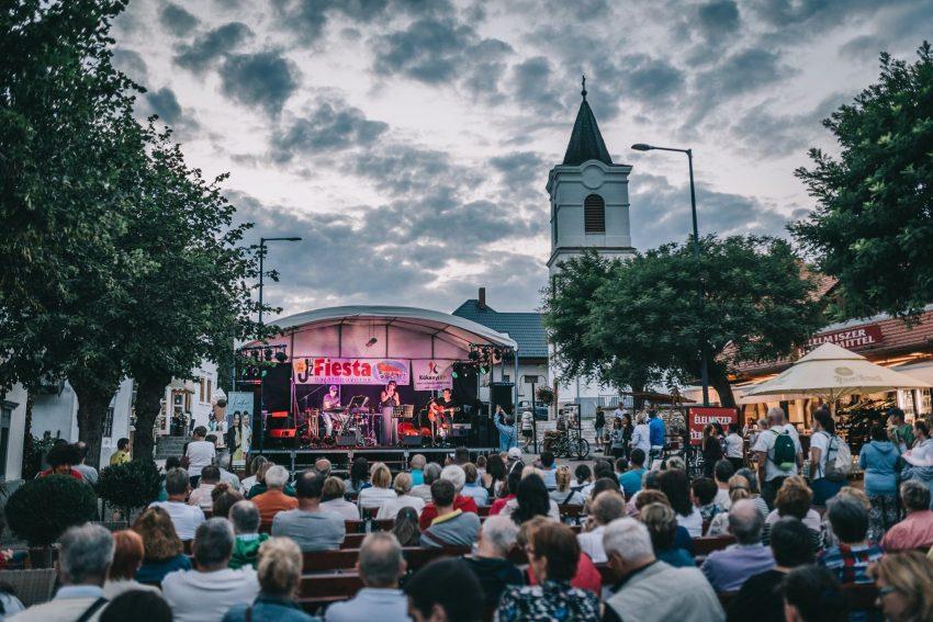 Programok a Balaton északi partján - 2021 július: JazzFiesta