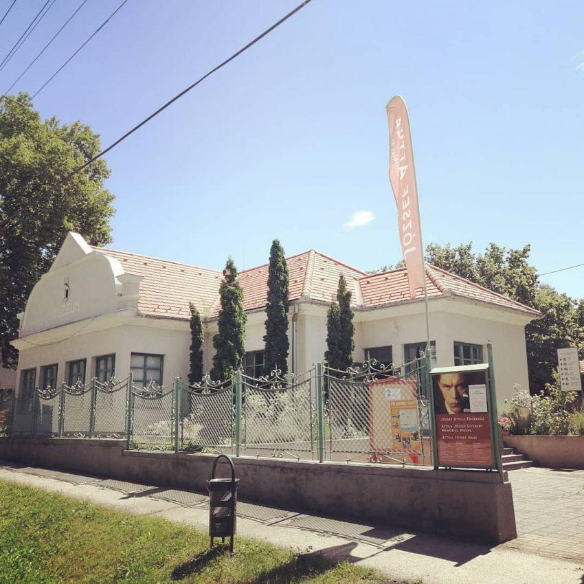 Dél-Balaton látnivalók: József Attila Emlékház, Balatonszárszó